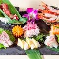 料理メニュー写真新鮮な鮮魚は毎日仕入れております♪九州の魚はうまかですよ♪