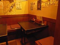 テーブル席(2名様×1卓)