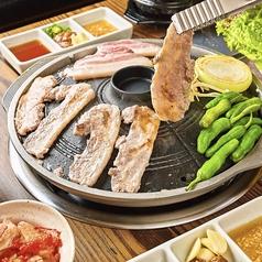 暗証番号肉肉のおすすめ料理1