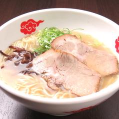 岡山ラーメン巳 居酒屋巳太郎のおすすめ料理1