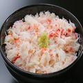 料理メニュー写真北海道満喫 北海かにまみれ丼