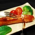 料理メニュー写真やまと豚 チーズチョリソー/レンコンチップ