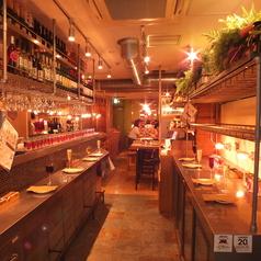 ディプント Di PUNTO 新宿三丁目店の雰囲気1