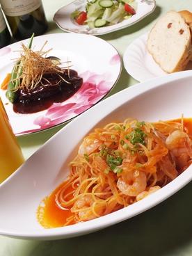 レストラン仁のおすすめ料理1