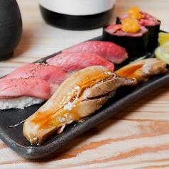 肉寿司 仙台 国分町の雰囲気1