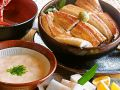 """料理メニュー写真 鰻(うな)トロ ※幅広い層におすすめの""""現代メニュー"""""""