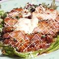 料理メニュー写真照り焼きチキンのタルタルマヨネーズ