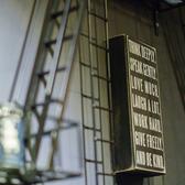 店内を彩るオリジナルの手作り備品の数々。[鹿児島/鹿児島市/天文館/焼肉/記念日/誕生日/宴会/肉/バル/貸切]
