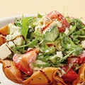 料理メニュー写真アボカドと豆腐のワカモレサラダ