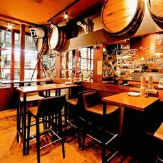 ワイン酒場 ガブリシャス GabuLicious 渋谷店の雰囲気1