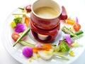 料理メニュー写真農園野菜のメリーゴーランド バーニャカウダー