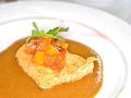 料理メニュー写真タラのフリット カレーソース