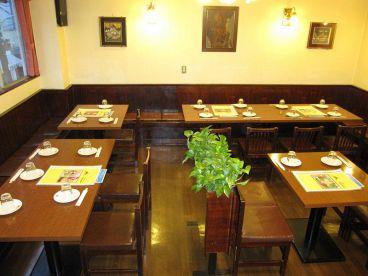 バンコク レストランの雰囲気1