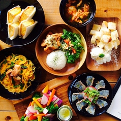 AREA CAFE DINING WAKAKUSAの写真