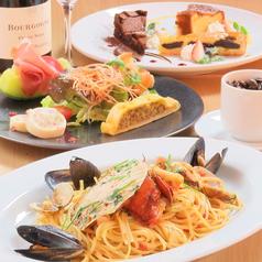 RESTAURANT CAFE BAR SORRISO ソリッソ 博多口の写真
