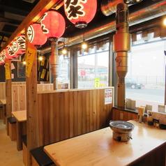 焼肉壱番 太平楽 伊丹店の雰囲気1