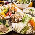 こだわりの産直食材が味わえる宴会コースは、飲み放題付2980円(税込)からご用意しております。経験豊富な料理長が腕を揮う創作和食は、見るも美しいお料理の数々で宴の席を華やかに彩ります。日本橋八重洲北口でのご宴会なら当店にお任せください!