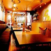 ワイン酒場 GabuLicious ガブリシャス 渋谷店の雰囲気2