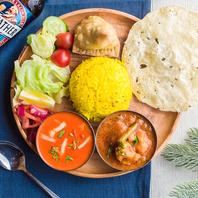 すべて本場インド人が作る、本格インド料理
