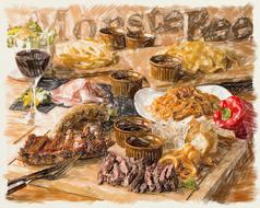 モンスタービーフ 豊洲店のおすすめ料理1