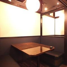 写真は2名様完全個室★個室も完備★