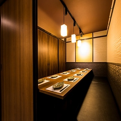 隠れ家個室居酒屋 八坂 銀座店の写真