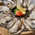 料理メニュー写真播磨灘産・生牡蠣(2個)