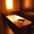 【6名席】一番人気のボックス席!!