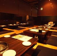 【肉宴会】 最大宴会40名!人数に合わせたご宴会