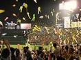 【店内TVモニター3台完備】みんなで好きなプロ野球チームを応援したり、スーパープレー観て「スゲーっ!」ってなったり盛り上がると楽しいですよね!…というわけで、秋津で野球を見ながら盛り上がりたい時は、是非、当店をご利用ください!(地上デジタル放送)