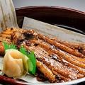 料理メニュー写真鰻かば焼