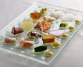 料理メニュー写真リナッシェレのスペシャリテ 15種の小さな前菜の盛り合わせ