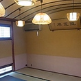個室座敷は2名~10名まで対応可能で6室ございます。