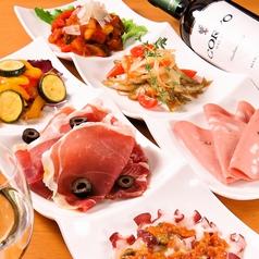 トラットリア タント タヴォレッテのおすすめ料理1