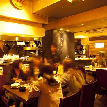 酒場 亀円 山形駅前店の雰囲気1