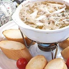 cafe dining beau bleu ブーブルのコース写真