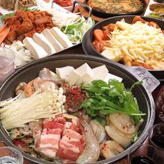 とんがらし 土井 鶴橋 韓国料理の写真