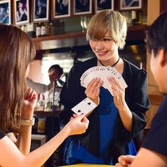 マジックレストラン&バー GIOIA ジョイア FUNDES銀座店の写真