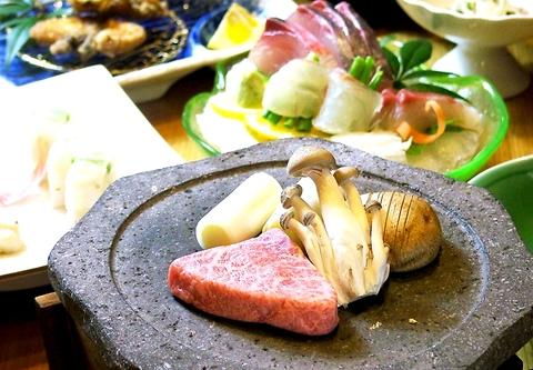 臼杵直送ふぐ&大分の厳選食材をコースで。ご宴会は最大33名様までご利用頂けます。