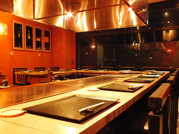 ステーキレストラン桜香の雰囲気1