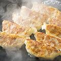 料理メニュー写真焼き餃子(1皿5個)