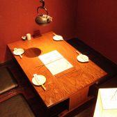 【一階】隠れ家的な4名様までの完全個室