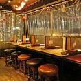 カジュアルながらもスタイリッシュなオシャレ空間は、渋谷エリアでの女子会や合コンや二次会などの各種ご宴会に最適です◎