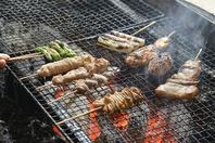 国産の鶏肉を使用した本格焼き鳥