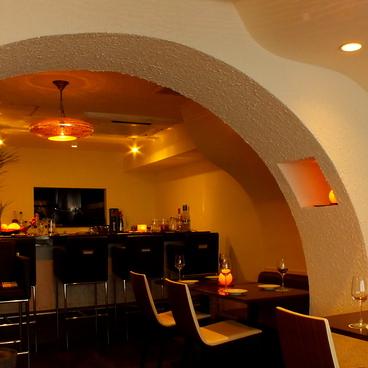 Moluccella Oriental Bar モルセラ オリエンタル バルの雰囲気1