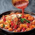 料理メニュー写真【鬼辛】赤から15番鍋