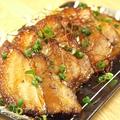 料理メニュー写真黒豚おつまみチャーシュー