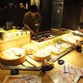 コスパの高いお料理が自慢!海鮮、串焼きなど多数ご用意!