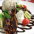 料理メニュー写真●隠しデザート♪豪華フレンチトースト