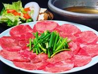 上質なお肉も味わえる。肉と海鮮の両立!